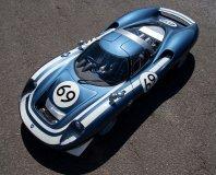 Jaguarjev prvotni dirkalnik s sredinsko nameščenim agregatom je vstal iz pepela