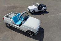 Renault 4L Plein Air