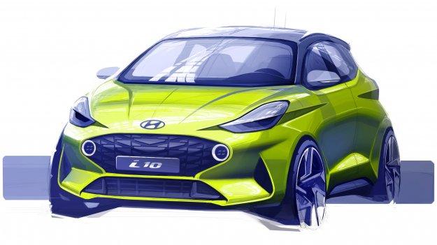 Takšen bo novi Hyundai i10!