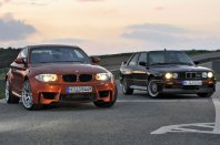 BMW 1 M-Coupe