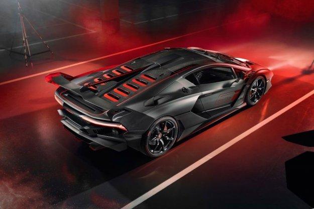 Lamborghini na Le Mans?