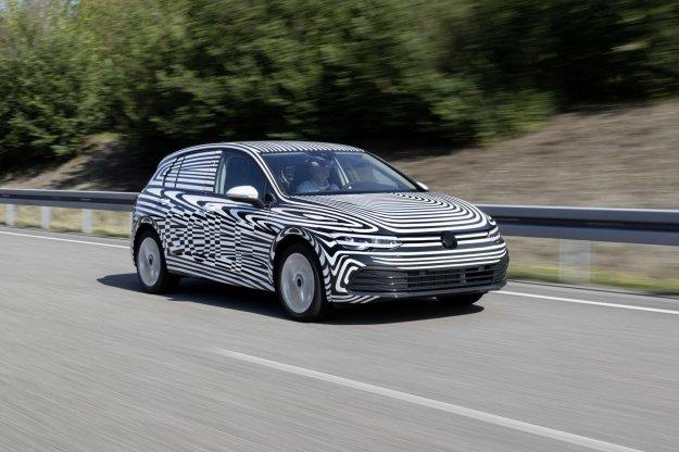Novi VW Golf tik pred premiero