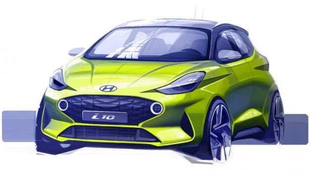 Korejska mini ofenziva: Novi Hyundai i10