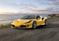 Ferrari F8 Spider – najuspešnejši V8 »konjiček« tudi z vetrom v laseh