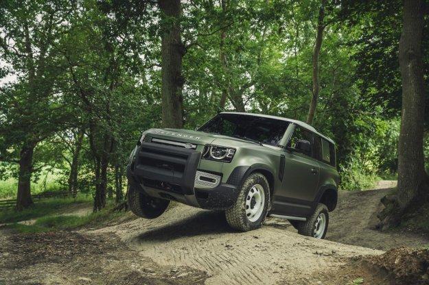 Vendarle: Novi Land Rover Defender