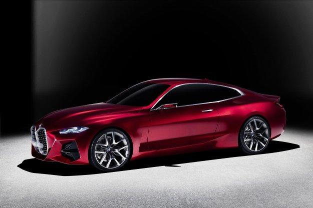 Predogled nove BMW Serije 4