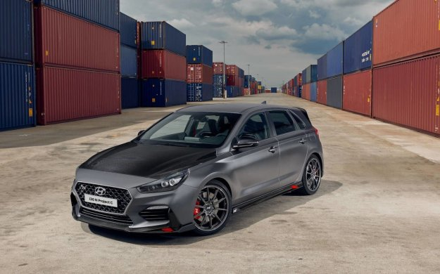 Hyundai i30 N Project C še formalno