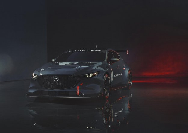Mazda 3 TCR dirkalnik