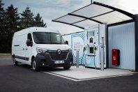 Renaultova LGV sedaj tudi na vodik