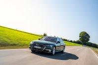Audi A8 TFSI E
