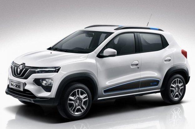 Renaultov mestni malček City K-ZE prihaja v Evropo