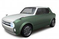 Tokio 2019: študija Suzuki Waku SPO