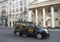 London s prvim popolnoma električnim taksijem