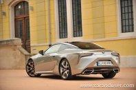 Lexus LC 500h Luxury
