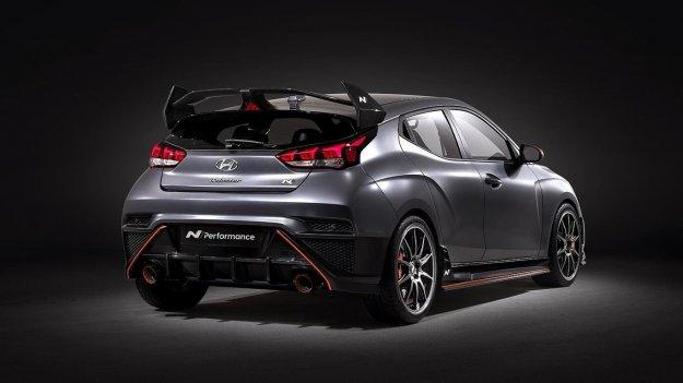 Hyundai predstavlja študijo Veloster N Performance