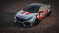 SEMA 2019: Honda s superdrift Civicom