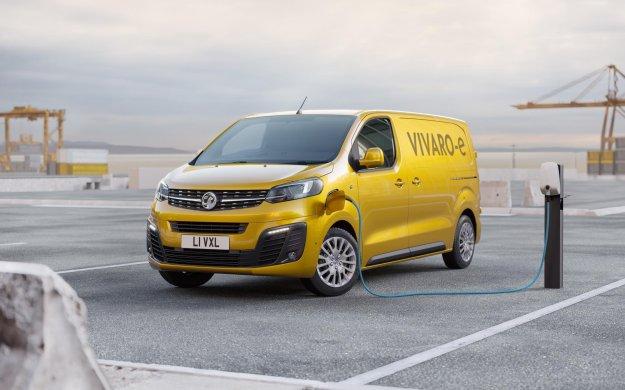 Opel Vivaro tudi na elektriko