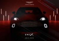 Aston Martin je razkril cenik modela DBX