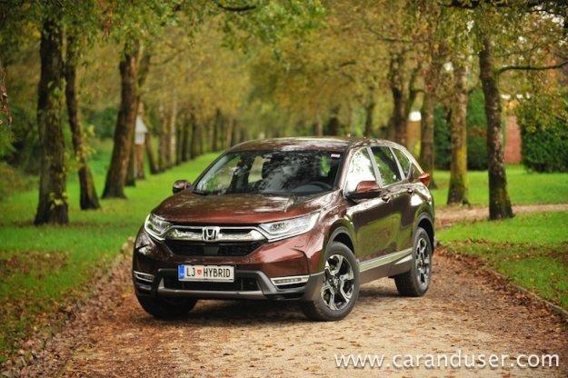 Honda CR-V Hybrid 2.0 i-MMD AWD Elegance