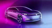 Prihaja Volkswagen ID Space Vizzion