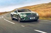 Bentley pri opremi Continentala GT še odtenek višje