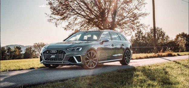 Kako na Audi S4 gledajo pri ABT