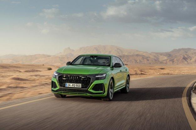 Audi Sport predstavlja zlobnega RS Q8