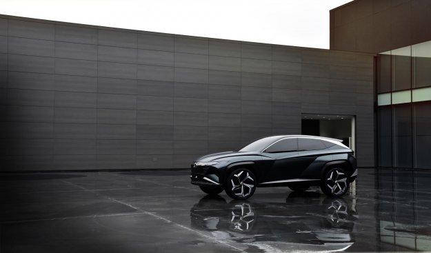 Vision T: Hyundaijev SUV prihodnosti