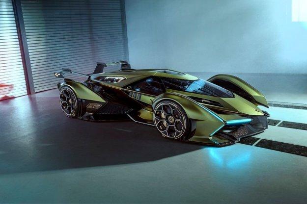 Vision Gran Turismo: Lambo V12 kot ultimativni italijanski stroj