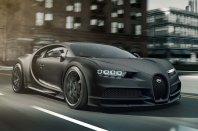 Bugatti z dvema posebnima izvedenkama Chirona