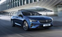 Na prenovi: Opel Insignia (2020)