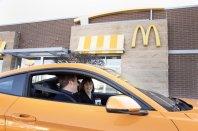 Sodelovanje med Fordom in McDonald'som