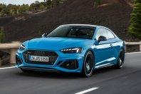 Audi RS5 v 2020 z osvežitvijo
