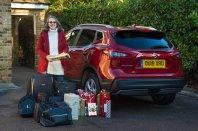 6 božičnih nasvetov za pakiranje daril. V avtomobil seveda