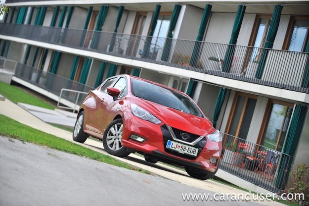 Nissan Micra 1.0 IG-T 100 N-Connecta