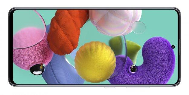 Samsung Galaxy A71 in Galaxy A51