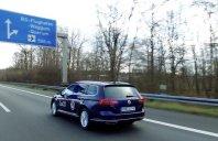 Volkswagen spremlja gibanje vozil v realnem prometu