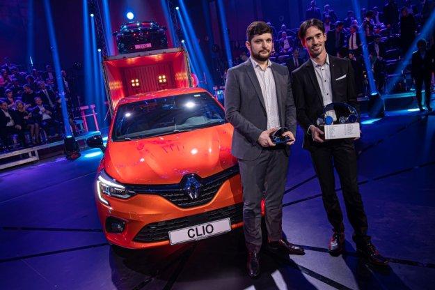 Clio je Slovenski avto leta 2020.