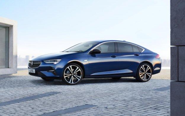 Osvežena Opel Insignia (2020)