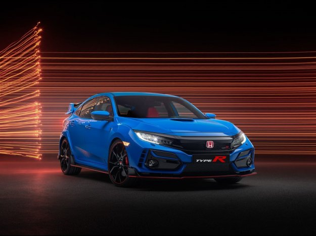 Tokio 2020: Honda predstavlja osveženega Civica Type R