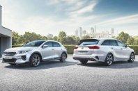Kia Ceed Sportswagon in Xceed priključna hibrida