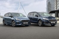 Hibridna tudi Ford Galaxy in S-Max