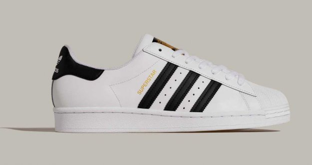 adidas Superstar – legenda praznuje 50 let