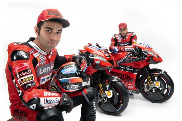 Aruba ostaja partner Ducatijeve MotoGP ekipe