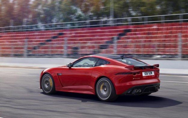 Jaguar je utišal svoje prisilno polnjene agregate