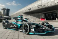Vroča nova Formula E Gen2 Evo