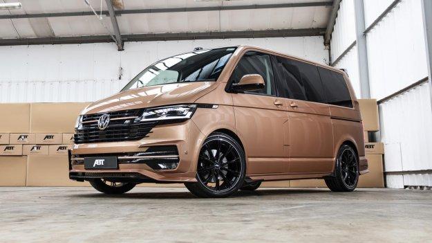 ABT-jev aerodinamični paket za VW Transporterja