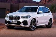 Lahek hibrid tudi za BMW-ja X5 in X6