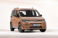 Razkrita peta generacija Volkswagen Caddyja