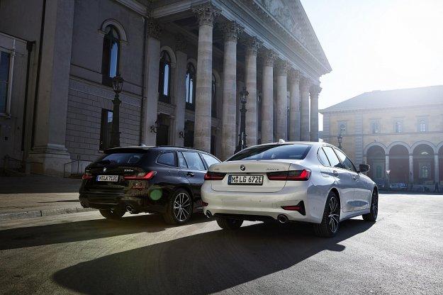 BMW širi hibridno ponudbo serije 3